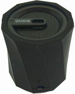 Altavoz Portátil Bluetooth Potente Sonido y reducido tamaño Silicona Negro
