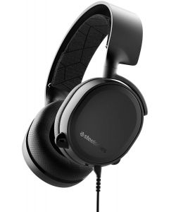 Auriculares Gaming SteelSeries Arctis 3 PC PS Xbox Nintendo RV Android iOS Negro