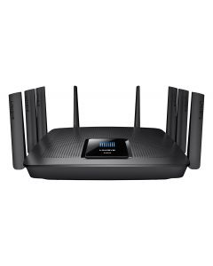 Router Linksys EA9500 WiFi tribanda AC5400 8xAntenas Gigabit MU-MIMO Max-Stream