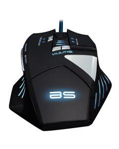 Ratón Gaming Bluestork KULT2 2500dpi 8 botones iluminacion LED