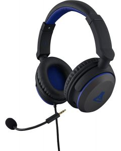 Auriculares G-Lab KORP OXYGEN Gaming X-TRA BASS PC PS4 XBOX micro desmontable