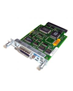 tarjeta expansion WAN Cisco 1-Port Serial HWIC-1T Front Panel
