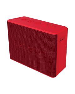Altavoz bluetooth Creative MUVO 2C Rojo Portatil Resistente al agua