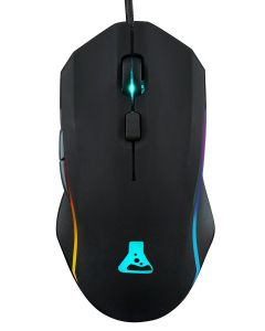 ratón gaming The G-Lab Kult-Promethium retroiluminado RGB 8200 dpi