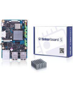 Placa Base ASUS Tinker Board S eMMC integrado 16GB Embalaje Abierto