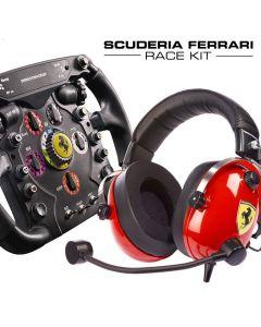 Kit Thrustmaster Volante auriculares Ferrari F1 Add On y Ferrari T Racing Scuderia