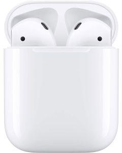 Apple AirPods  (2ª generacion) estuche carga ROCES LEVES EN CARGADOR