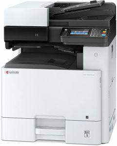 impresora Kyocera ECOSYS M8124cidn toners compatibles al 50% RECOGIDA MANRESA