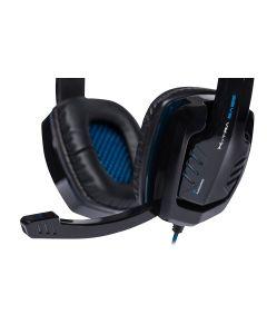 auricular GAMING Bluestork KORP3 USB con micro PC y PS4