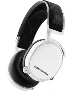 Auriculares Inalambricos SteelSeries Arctis 7 Gaming DTS V2 7.1 61508 Blanco Embalaje Neutro