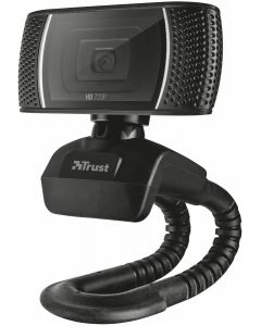 webcam Trust Trino HD (1280x720) Microfono Integrado 30 FPS Windows y Mac
