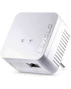 Complemento Devolo dLAN 550 WiFi PLC Adaptador red electrica 1 puerto LAN y wifi Embalaje Abierto
