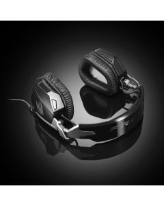 Auriculares Mad Catz FREQ 3 Gaming negro/gris compatible PC Mac y Wii