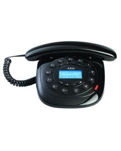 telefono fijo AEG Style 12 Retro Line Negro