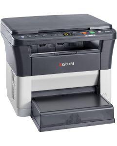 impresora multifuncion laser Kyocera Ecosys FS-1220MFP Pequeño Roce trasero
