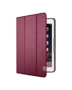 funda Ipad trifold 10pulg universal F7N319btC03 Ipad 1 2 2017 Samsung Tab color Burdeos