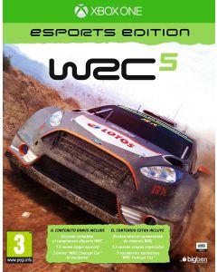 video juego WRC 5 eSports Edition para Xbox One