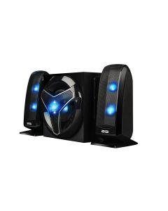 altavoces gaming 2.1 Bluestork BS-GSP-KLUB2 con luz 40 W peak jack