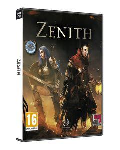 juego PC ZENITH RPG con humor y parodia, con graficos actuales