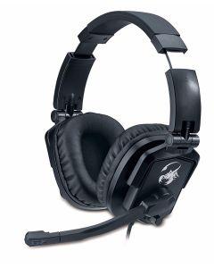 Auriculares Genius Lychas HS-G550 gaming Binaurales negro