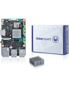 Placa Base ASUS Tinker Board 2GB Embalaje Abierto 90MB0QY1-M0EAY0