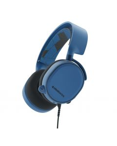 Auriculares SteelSeries Arctis 3 Azul 7.1 Surround micro y mando gaming