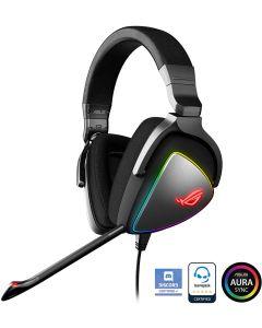 Auriculares Asus ROG Delta 7.1 Luz Aura Sync Conector USB-C y USB Gaming PC y PS4