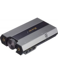 tarjeta sonido Sound X Blaster G6 PC PS4 Bi-Amp cable optico