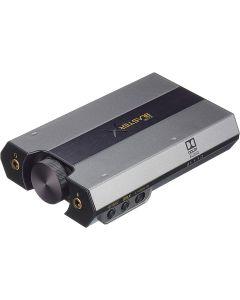 tarjeta sonido Sound X Blaster G6 PC PS4 Bi-Amp Rayada Leve Carcasa