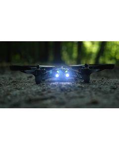 Parrot Airborne Night Swat Dron cuadricóptero Luces LED cámara 30 FPS 18 Km/h