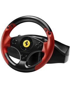 Volante gaming Thrustmaster Ferrari RED Legend Edition PS3 y PC Embalaje Abierto