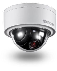 camara Vigilancia Exterior TRENDnet TV-IP420P IP MOTORIZADA TPZ Zoom 4x IP66 PoE