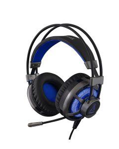 auriculares gaming G-Lab KORP SELENIUM iluminación Xtra Bass PC, xBox y PS4