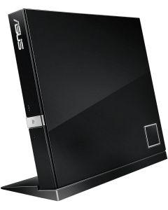 ASUS SBW-06D2X-U Grabadora BLU-Ray Externa 6X Diseño Stand PC/Mac