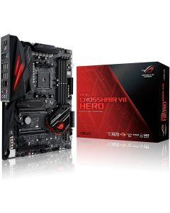 placa base Asus ROG Crosshair Hero VII Ryzen AMD
