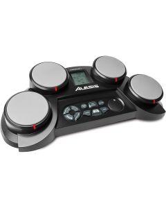 Alesis CompactKit 4 Batería Electrónica 4 Pads Sensibles Velocidad 70 Sonidos Función Entrenamiento Embalaje Abierto