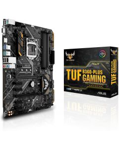 placa base Asus TUF B360-Plus Gaming Intel LGA1151