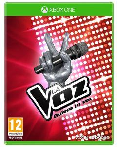 La Voz: Quiero tu Voz video juego para Xbox One Original