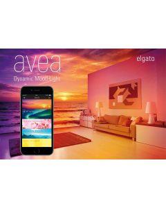 bombilla inteligente Elgato Avea Luz ambiente dinamico Apple y Android 7 W LED, E27