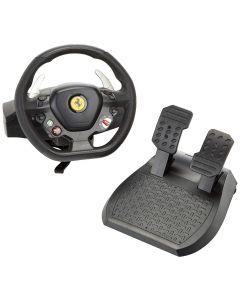 Volante Thrustmaster Ferrari 458 Italia PC/Xbox 360 cambio secuencial y pedales