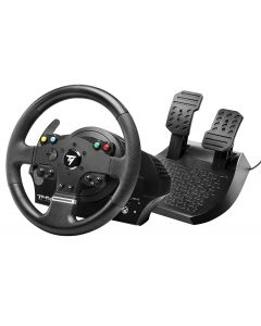 Volante Thrustmaster TMX Force Feedback PC Xbox One con pedales EMBALAJE ABIERTO