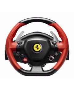 Volante THRUSTMASTER Ferrari 458 Spider XBOX One con Pedales Embalaje Abierto