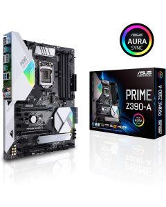 Placa Base Asus Prime Z390-A LGA1151 DDR4 M.2 Aura Embalaje Abierto