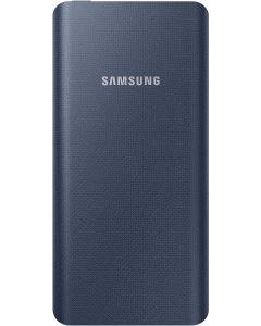 Batería Externa Samsung 10000 mAh Tipo C mini USB color azul CAJA ABIERTA