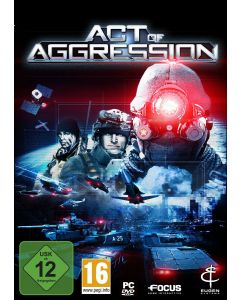 videojuego Act Of Agression para PC