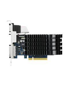 tarjeta grafica ASUS GT730 2GB SL Silenciosa y con Perfil Bajo Caja Abierta