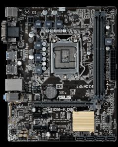 Placa base ASUS H110M-K chipset Intel H110 1151 DDR4 Caja Abierta