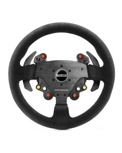 volante Thrustmaster TM Rally Wheel Add-on Sparco R383 embalaje abierto