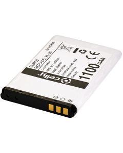 batería Nokia BL6100 113/114/205/208 recargable 1100 mAh