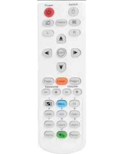 control remoto para Poyector Optoma EH/X/W320UST y  X/W316UST
